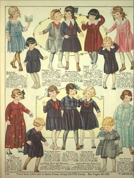 1920s fashion girls