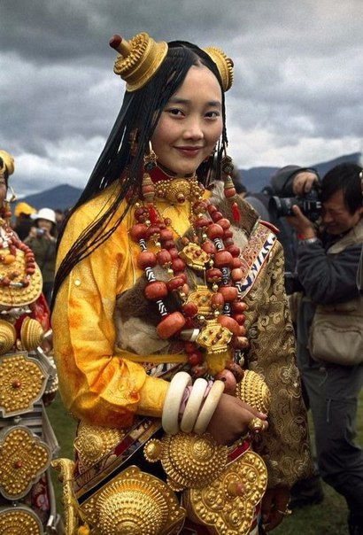 Секс с тибетскими женщинами