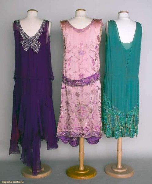 Платья 0 х годов
