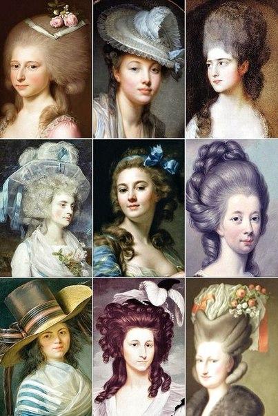 Для чего носили парики в европе